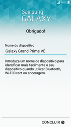 Samsung Galaxy Grand Prime - Primeiros passos - Como ligar o telemóvel pela primeira vez -  14