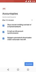 Nokia 3.1 Dual-SIM (TA-1063) - E-mail - Account instellen (IMAP met SMTP-verificatie) - Stap 18