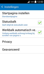 Samsung Trend 2 Lite (G318H) - Internet - Handmatig instellen - Stap 22