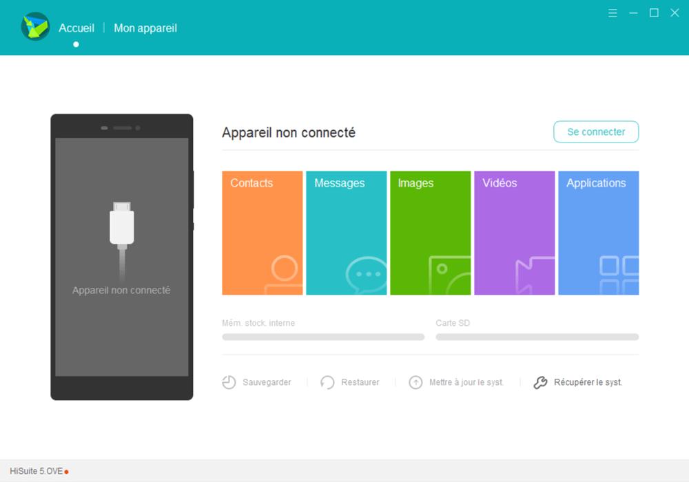 Huawei Mate 20 lite - Photos, vidéos, musique - Récupérer vos contenus multimédias avec un ordinateur - Étape 4