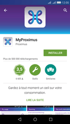 Huawei Y6 - Applications - MyProximus - Étape 7