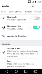 LG K4 (2017) - Internet - Configurar Internet - Paso 3