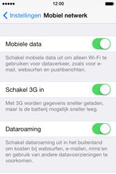 Apple iPhone 4 iOS 7 - MMS - probleem met ontvangen - Stap 5