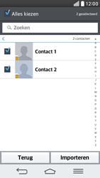 LG D620 G2 mini - Contacten en data - Contacten kopiëren van SIM naar toestel - Stap 8