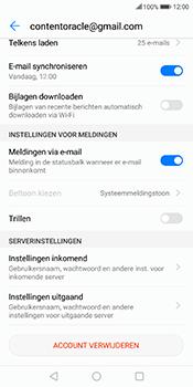 Huawei Mate 10 Lite (Model RNE-L21) - E-mail - Instellingen KPNMail controleren - Stap 16