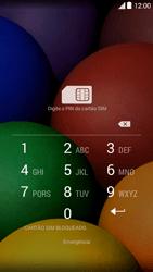 Motorola Moto E (1st Gen) (Kitkat) - Funções básicas - Como reiniciar o aparelho - Etapa 6