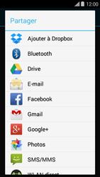 Bouygues Telecom Ultym 5 II - Photos, vidéos, musique - Envoyer une photo via Bluetooth - Étape 10