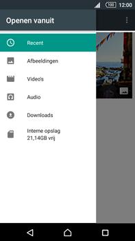 Sony E6853 Xperia Z5 Premium - MMS - hoe te versturen - Stap 14