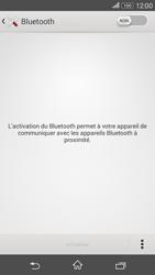 Sony E2003 Xperia E4G - Bluetooth - connexion Bluetooth - Étape 7