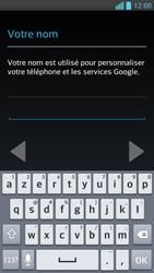 LG Optimus F6 - Premiers pas - Créer un compte - Étape 8