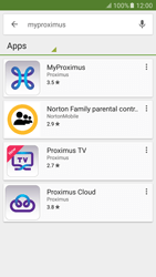 Samsung Galaxy S6 - Android M - Applications - MyProximus - Step 6