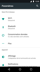 Motorola Moto G5 - Internet - Configuration manuelle - Étape 4