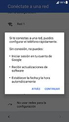 Sony Xperia XA1 - Primeros pasos - Activar el equipo - Paso 9