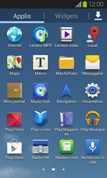 Samsung Galaxy S2 - Applications - Supprimer une application - Étape 3