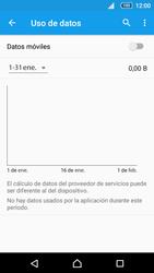 Sony Xperia Z5 Compact - Internet - Activar o desactivar la conexión de datos - Paso 7