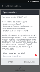 HTC 10 - Software updaten - Update installeren - Stap 7