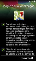 Samsung G357 Galaxy Ace 4 - Primeiros passos - Como ativar seu aparelho - Etapa 9