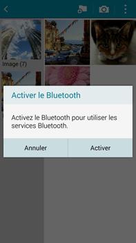 Samsung Galaxy Note 4 - Photos, vidéos, musique - Envoyer une photo via Bluetooth - Étape 13