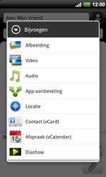 HTC A9191 Desire HD - MMS - afbeeldingen verzenden - Stap 9