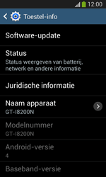 Samsung I8200N Galaxy S III Mini VE - Software updaten - Update installeren - Stap 6