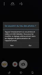 Sony Xpéria M2 - Photos, vidéos, musique - Prendre une photo - Étape 4