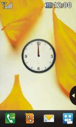 LG KP500 Cookie - Voicemail - Handmatig instellen - Stap 1