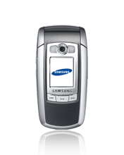 Samsung E720 - Internet - Overzicht mogelijkheden - Stap 6