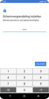 Sony Xperia XZ3 - Beveiliging - stel in of wijzig pincode voor je toestel - Stap 8