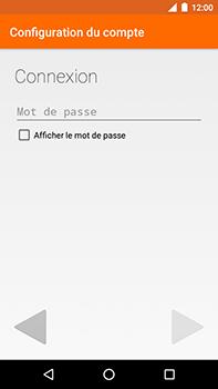 Motorola Moto E4 Plus - E-mails - Ajouter ou modifier votre compte Yahoo - Étape 7