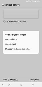 Samsung Galaxy A7 2018 - E-mails - Ajouter ou modifier un compte e-mail - Étape 9