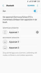 Samsung G930 Galaxy S7 - Android Nougat - Bluetooth - Koppelen met ander apparaat - Stap 9