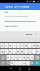 Huawei Y6 (2017) - E-mail - Configuration manuelle (gmail) - Étape 9