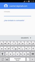 Samsung Galaxy A3 - E-mail - Configurar Gmail - Paso 12