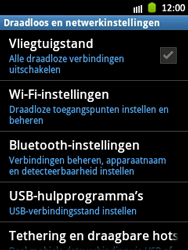 Samsung S5300 Galaxy Pocket - Bluetooth - Headset, carkit verbinding - Stap 5