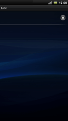 Sony Ericsson Xperia Arc - Internet - Configuration manuelle - Étape 14