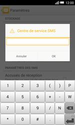 Alcatel Pop S3 (OT-5050X) - SMS - configuration manuelle - Étape 8