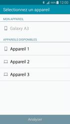 Samsung Galaxy A3 (A300FU) - Photos, vidéos, musique - Envoyer une photo via Bluetooth - Étape 15
