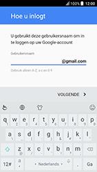 HTC U Play - Applicaties - Account aanmaken - Stap 11