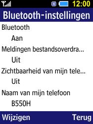 Samsung Xcover 550 (SM-B550H) - Bluetooth - Aanzetten - Stap 6