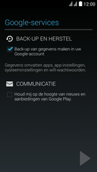Huawei Y625 - E-mail - e-mail instellen (gmail) - Stap 12