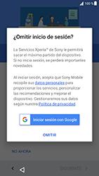 Sony Xperia XZ - Android Nougat - Primeros pasos - Activar el equipo - Paso 16