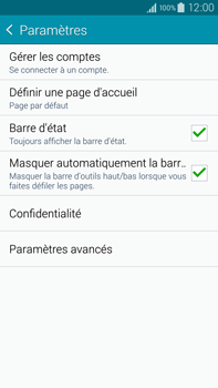 Samsung N910F Galaxy Note 4 - Internet - Configuration manuelle - Étape 21