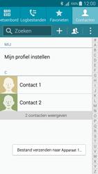 Samsung A500FU Galaxy A5 - Contacten en data - Contacten overzetten via Bluetooth - Stap 11