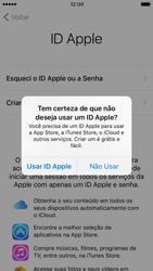 Apple iPhone 7 - iOS 10 - Primeiros passos - Como ativar seu aparelho - Etapa 19
