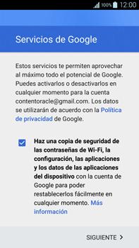Samsung N910F Galaxy Note 4 - E-mail - Configurar Gmail - Paso 13