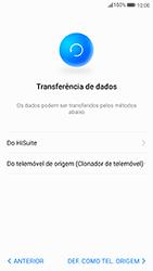 Huawei P8 Lite (2017) - Primeiros passos - Como ligar o telemóvel pela primeira vez -  17
