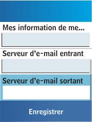Samsung C3300K - E-mail - Configuration manuelle - Étape 17