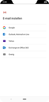 Nokia 8-1-dual-sim-ta-1119 - E-mail - Account instellen (POP3 met SMTP-verificatie) - Stap 7