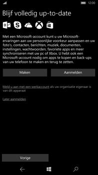 Microsoft Lumia 950 XL - Toestel - Toestel activeren - Stap 14