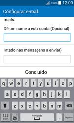Samsung Galaxy Trend 2 Lite - Email - Configurar a conta de Email -  19